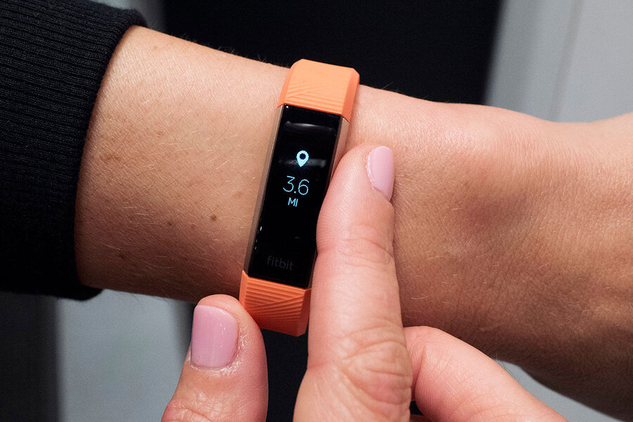 Can Your Boss Make You Wear A Fitbit Csmonitor Com