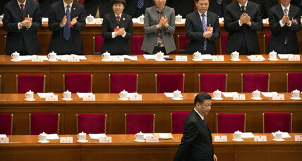 China's new anti-graft body gives Xi power to rule indefinitely