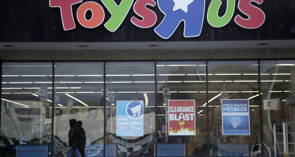 Toys R Us to liquidate all of its US stores