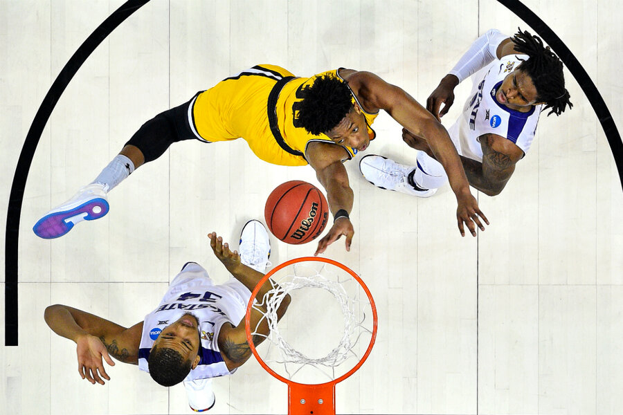 UMBC is out of March Madness, but not before winning hearts and a place in history