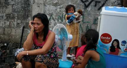 As climate change worsens, more Filipino women migrate