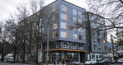 Tax credit provides affordable housing to Seattle's homeless