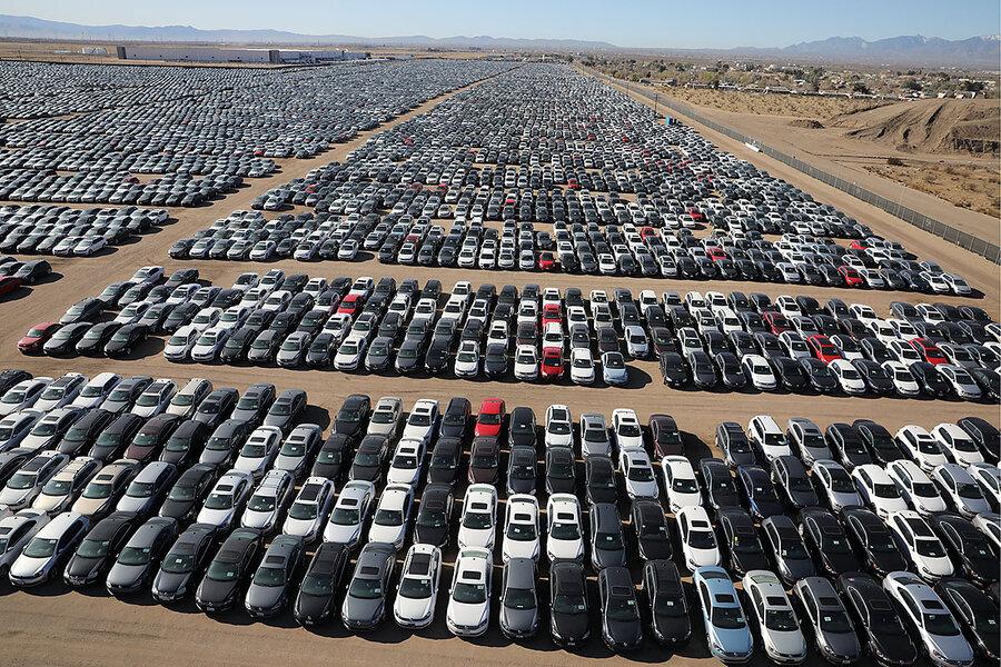 Trump's challenge to fuel-efficient car standards: an uphill battle