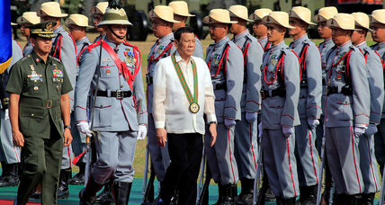The Duterte dissonance: One leader, two Philippines?