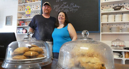 In an Ohio town, fostering community over cream puffs