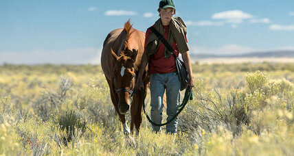 'Lean on Pete' is a tale of a boy and his horse