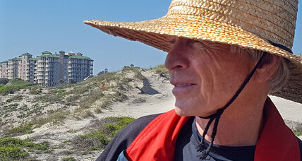 As its beaches recede, Florida shores up private ownership