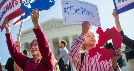 Voter redistricting: US Supreme Court to hear third key case of term