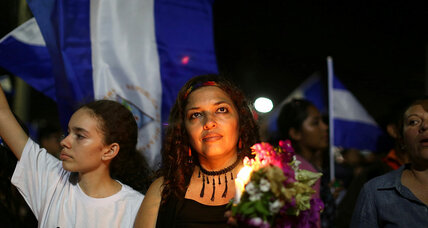 How Nicaragua protests snapped Ortega's power grab