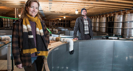 Maple syrup inc.: Vermont's maple syrup tradition goes high tech, high finance