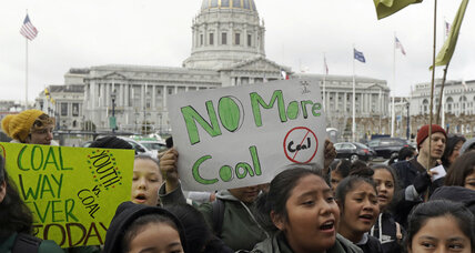 Youths take up activism to counter climate change