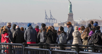 Data showing 'Trump slump' in tourism may not be accurate