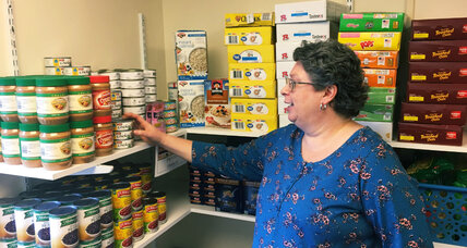 On-campus food pantries help struggling students succeed in school