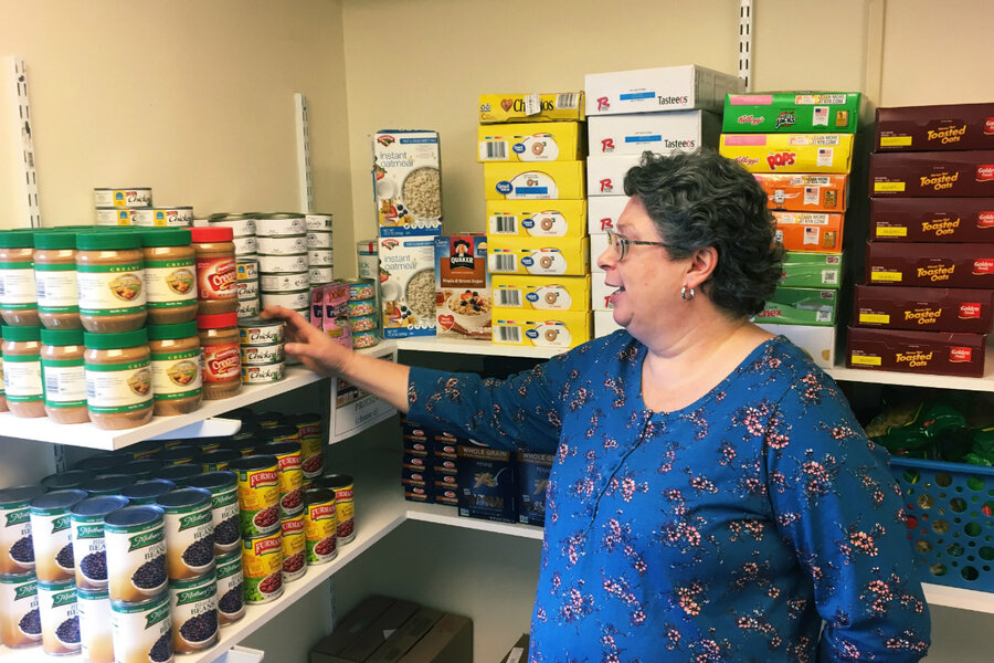 Food Pantries At Universities