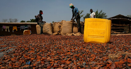 Ivory Coast, chocolate giants team up to make cocoa production more sustainable