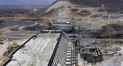 Ethiopian mega-dam causes stir in Egypt-Ethiopia relations