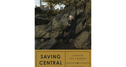 'Saving Central Park' recounts a love affair with a legendary green space