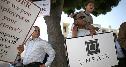 Who's an employee? California ruling updates debate for the gig economy.