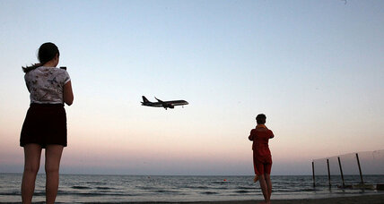 Do global travelers have to leave their environmental ethics at home?