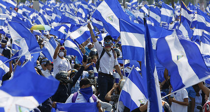 Debate amid Nicaragua unrest: Was the revolution fulfilled, or betrayed?