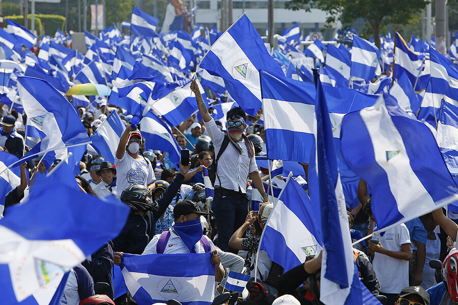 Image result for nicaraguan revolution 2018