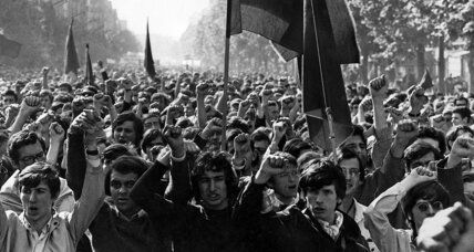 As strikes rage in France today, the legacy of May '68 looms large