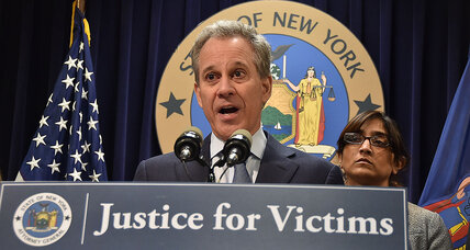 In Schneiderman case, signs of a broader ethical dissonance