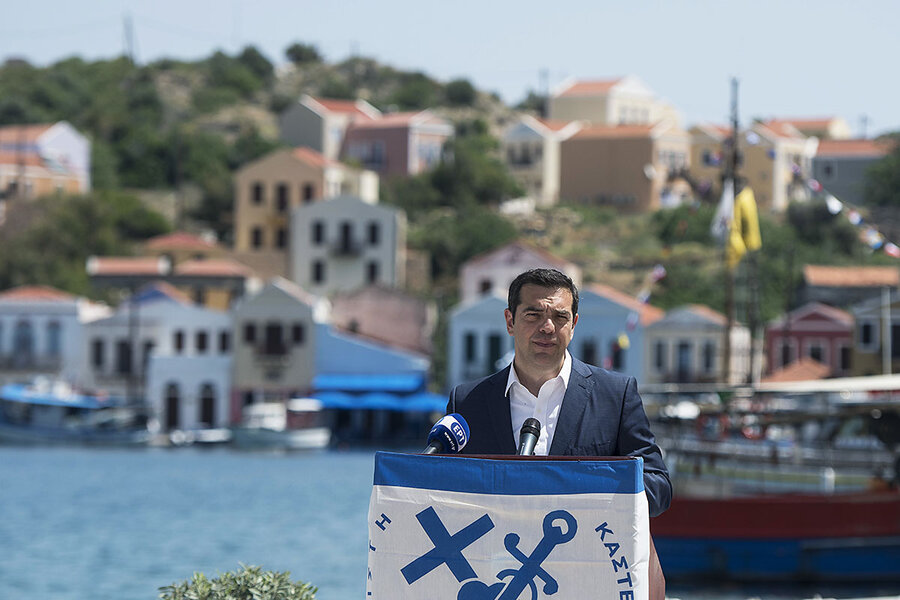 Greece and Turkey's tense rivalry swells over land and sea