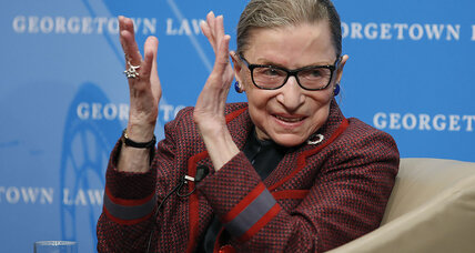 For women in law, 'RBG' is their superhero movie