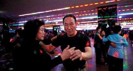 Meanwhile, in ... South Korea, seniors are finding new life in daytime discos