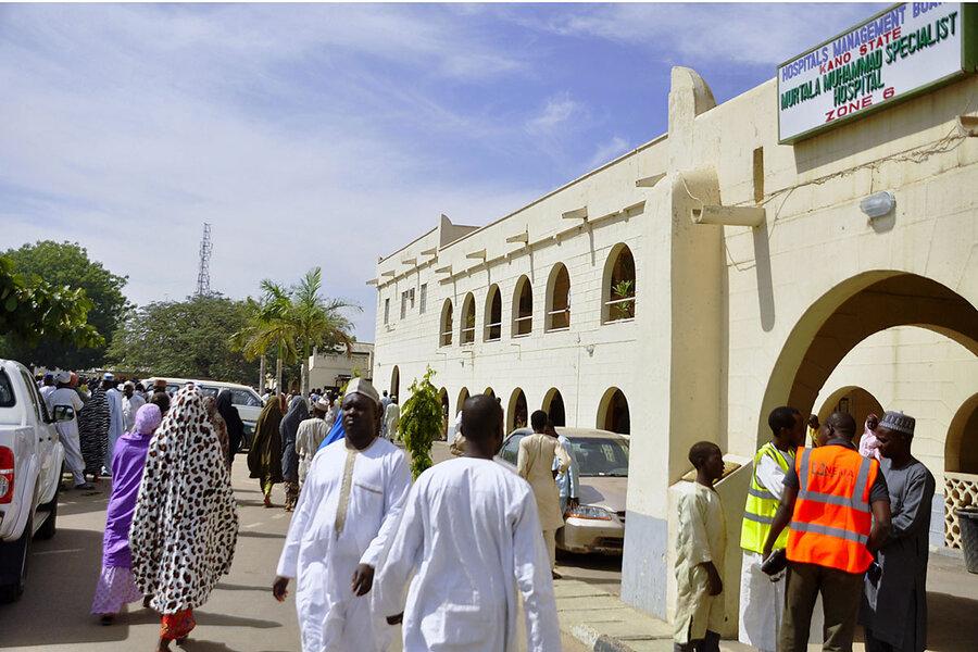A worker strike puts Nigeria's health-care flaws in ...