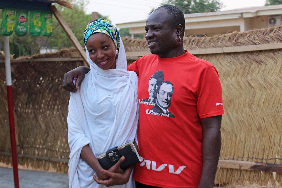 In a Nigerian melting pot, living – and loving – despite Boko Haram