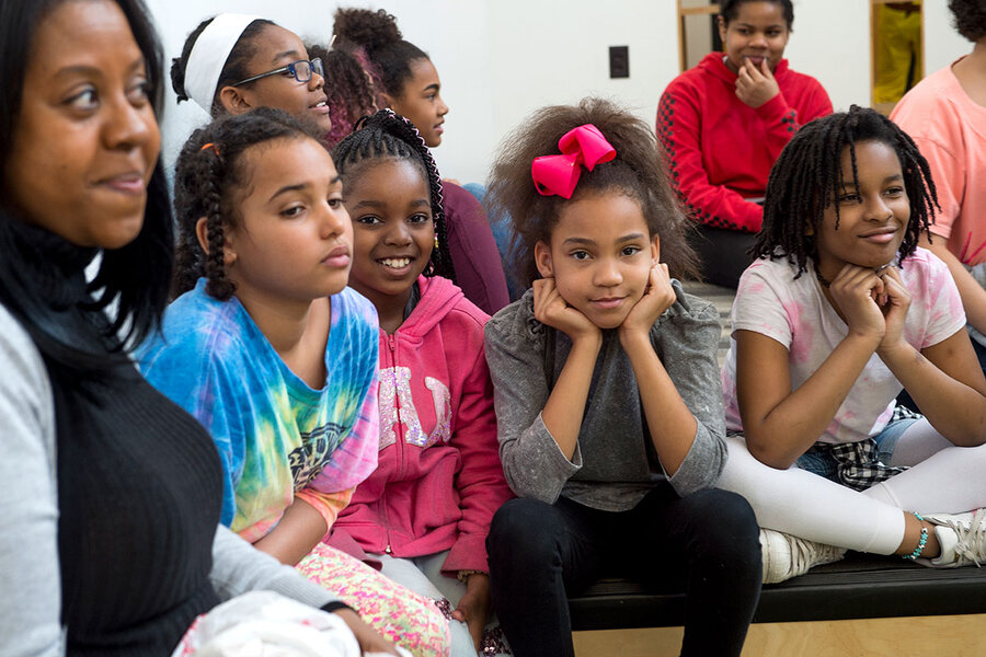 More Than 39 Beautiful Words 39 How One School Fights To Keep Racial Equity