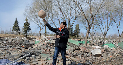 China's forced evictions: One migrant family's story