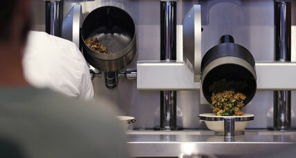 Will restaurant robots change the industry or sizzle out?