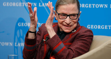 'RBG' is a love letter to Supreme Court Justice Ruth Bader Ginsburg