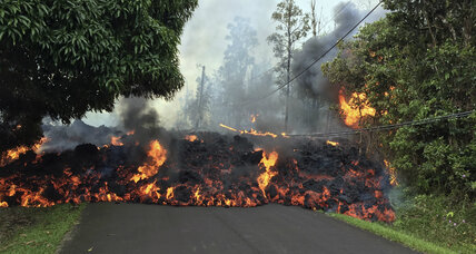 For some, living in Hawaii's paradise means making peace with a volcano