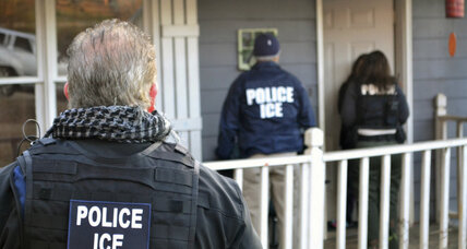 Local authorities struggle with ICE over bringing detainees to court