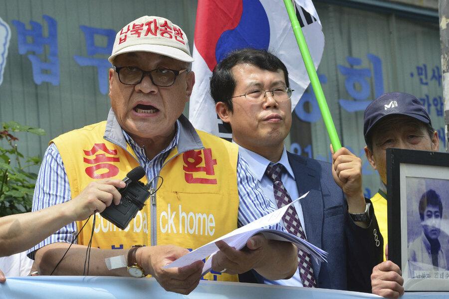North Korean prisoner release brings hope, frustration to South