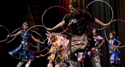National program brings American Indian culture to Native students