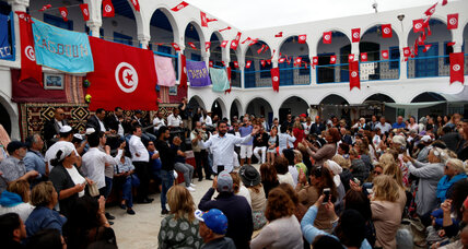 Tunisia's Jews and Muslims join to celebrate religious tolerance