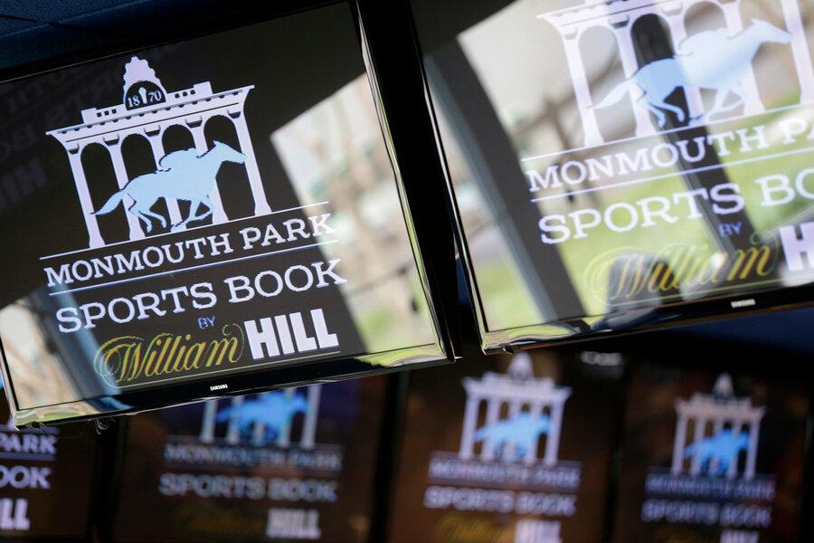 Monmouth betting syndicate lenovo p780 plus minus betting