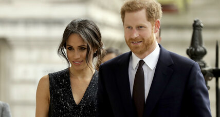 Royal wedding helps spotlight Britain's housing crisis