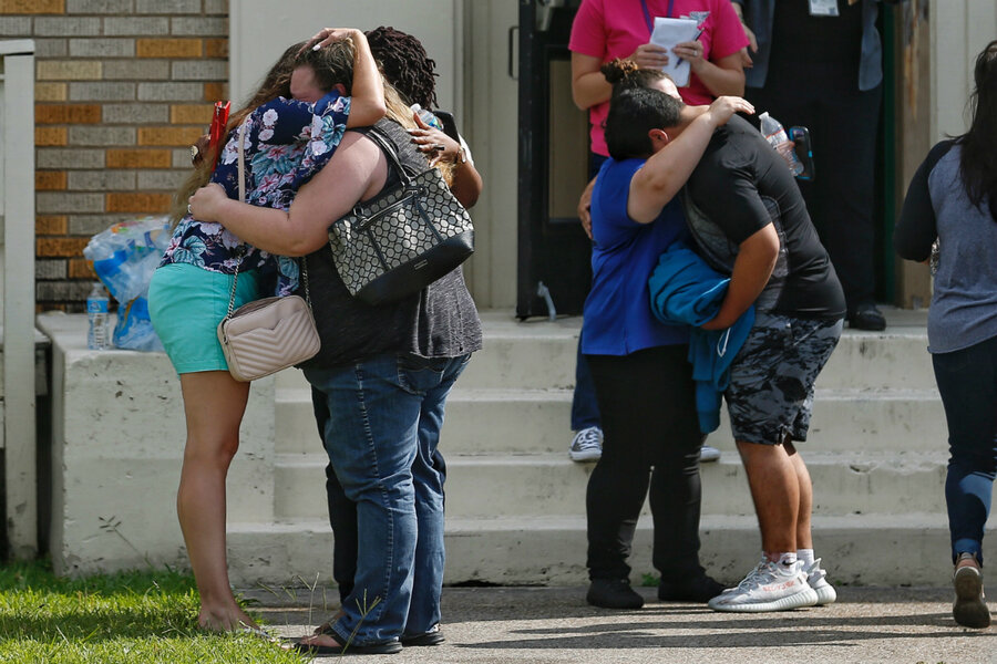 Texas school shooting draws attention back to student gun control efforts