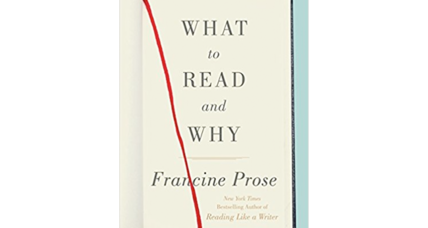 'What to Read and Why' shares a personal love of authors and titles