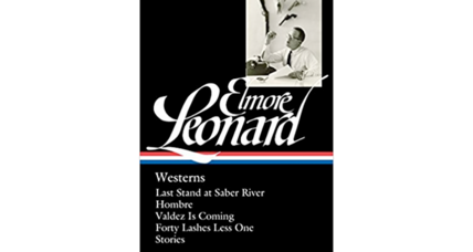 'Elmore Leonard: Westerns' celebrates Leonard's mastery of the genre