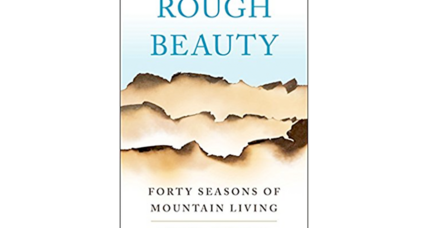 'Rough Beauty' recounts a poet's journey from self-reliance to community living