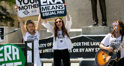 Illinois becomes 37th state to ratify Equal Rights Amendment