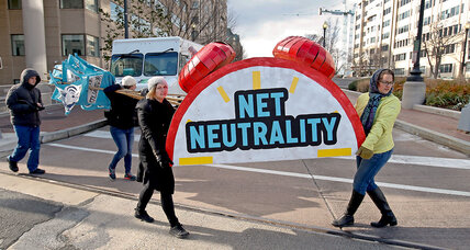 Cloud? Mall? Why internet metaphors matter in net neutrality debate