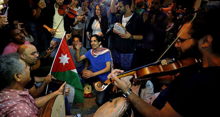 Jordan's young protesters say they learned from Arab Spring mistakes